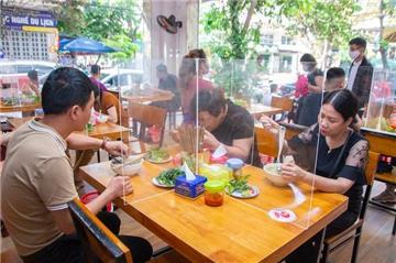 TP. HCM: 4 tiêu chí an toàn bắt buộc tại nhà hàng, quán ăn